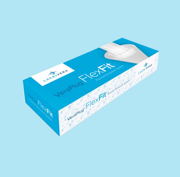 Boite bouchon permanent VeraPlug FLexFit - Larmotec